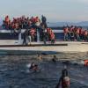 Valuri de imigranţi continuă să moară în naufragii produse pe Mediterană - Ruta banilor şi a morţii