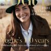 Centenarul ediției britanice a revistei de modă - Kate Middleton a pozat pentru Vogue