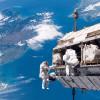 Doi astronauți de pe ISS au ieșit la muncă în spațiu - Pregătiri pentru zboruri comerciale