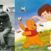 Prietenia dintre un soldat şi un pui de urs - Povestea lui Winnie the Pooh