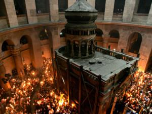 Biserica Sfântului Mormânt din Ierusalim - S-a redeschis, cu reguli noi