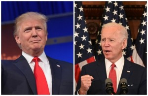 Se anunţă un eveniment-spectacol în campania electorală din SUA - Prima dezbatere Trump-Biden