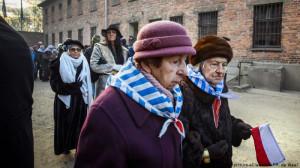 75 de ani de la eliberarea lagărului Auschwitz - Ceremonii în prezenţa supravieţuitorilor