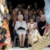 Regina Elizabeth a II-a, la Săptămâna modei - Vizită în premieră