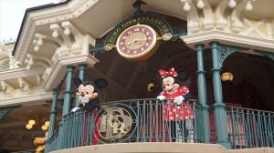 Disneyland Paris şi-a redeschis porţile - Cu mască şi urechi de Mickey