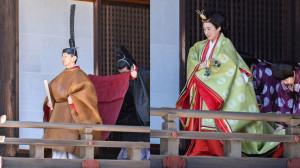 Ţara Soarelui Răsare are un nou împărat - Naruhito a urcat pe tron