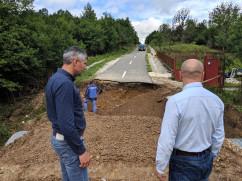 Localitățile din Bihor afectate de inundațiile din luna iunie - Despăgubire integrală