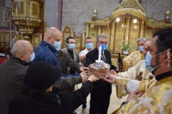 """Parastas la Catedrala """"Sfântul Nicolae"""" - Comemorarea medicului Ioan Pop de Popa"""