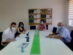 Parcul Industrial Tămăşeu - Contract pentru studiul de fezabilitate