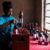 Karisimbi de Rwanda. O tânără antreprenoare a dat lovitura - Vin de sfeclă roşie