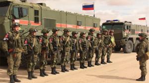 Siria - Rușii s-au instalat în fosta bază militară a SUA