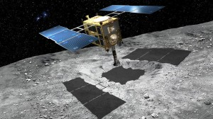 A colectat mostre de pe asteroidul Ryugu - Hayabusa-2 se întoarce acasă
