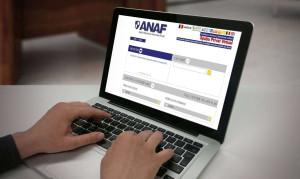 ANAF. Spaţiul Privat Virtual - Înregistrarea prin sistem video
