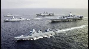 Analiza Oficiului de Informaţii Navale al SUA despre marina militară a Chinei - Se înarmează şi creşte alarmant